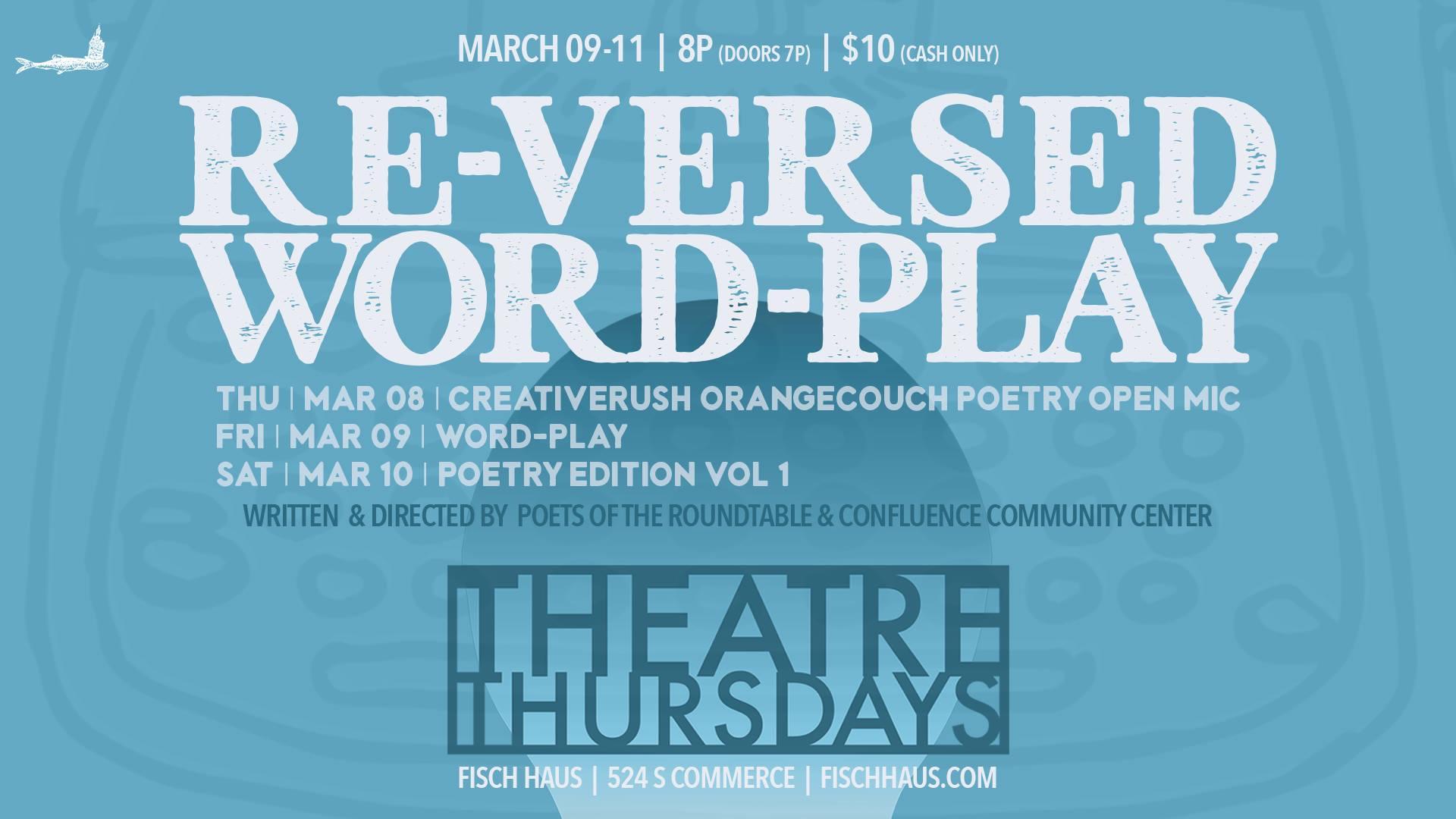 Theatre Thursdays