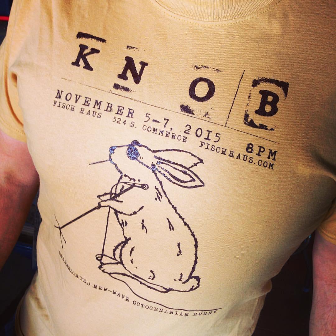 knob t-shirt
